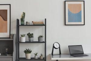 Home Workplace Background