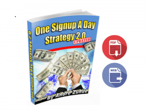 Get Daily Signups